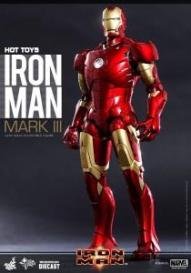 Hot Toys Iron Man Mark III from Project Mayhem Durban South Africa