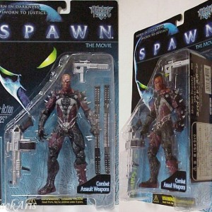 Spawn the Movie: Spiked Spawn