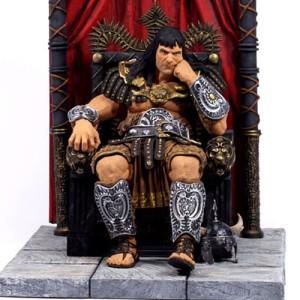 McFarlane Toys King Conan of Aquilonia
