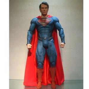 NECA 1/4 Scale Man of Steel: Superman