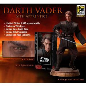 "Star Wars Anakin Darth Vader San Diego Comic Con Exclusive 12"" Action Figure"