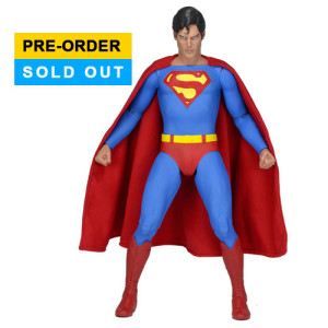 Superman – 1/4 Scale Action Figure – Superman (Christopher Reeve)