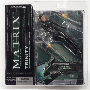 The Matrix: Trinity Falls
