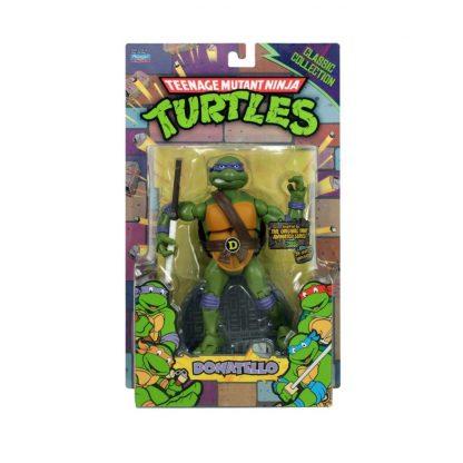 Teenage Mutant Ninja Turtles Classic Set of 4 Figures by Playmates Toys