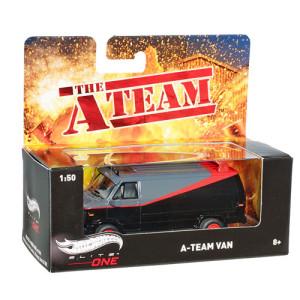 Hot Wheels Elite One A-Team Van (1:50 Scale)