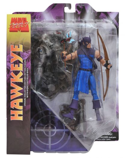 Marvel Select: Hawkeye (Classic)