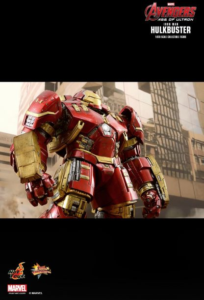 Hot Toys: MMS285 Avengers Age of Ultron Hulkbuster 1/6 Scale Collectible FigureHot Toys: MMS285 Avengers Age of Ultron Hulkbuster 1/6 Scale Collectible Figure