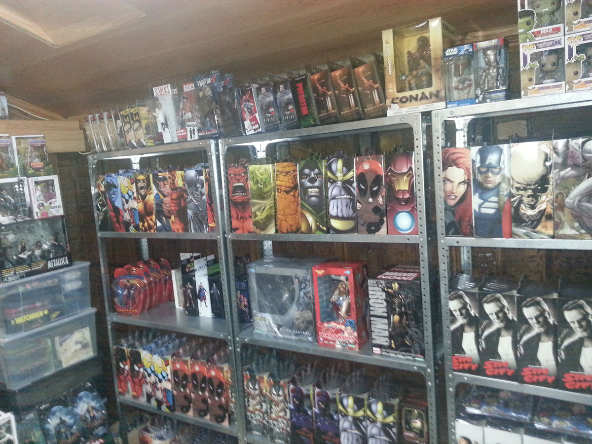 Project Mayhem Collectibles & Action Figures Durban, South Africa