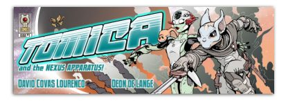 Tomica #1 Mini Comic