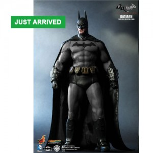 Hot Toys: Batman Arkham City: Batman 1/6 Scale Collectible Figure