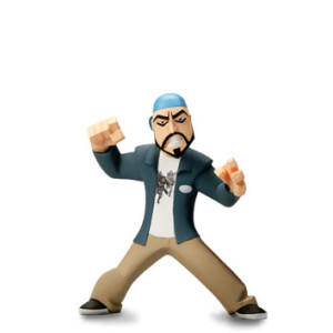 CLERKS InAction Figures SERIES 5: CHASING AMY BANKY
