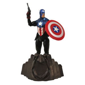 Marvel Select: Captain America (Bucky Barnes)