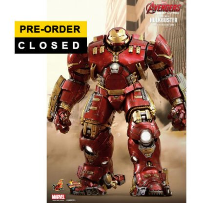 Hot Toys: MMS285 Avengers Age of Ultron Hulkbuster 1/6 Scale Collectible Figure