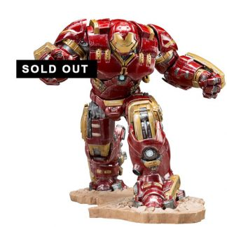 Pre-Order: AVENGERS: AGE OF ULTRON: Hulkbuster Iron Man ArtFX+ Statue
