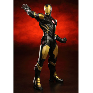 Marvel Now! Avengers ArtFX+ Iron Man [Black & Gold Standard Edition]