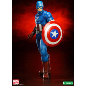 Marvel Now! Avengers ArtFX+ Captain America