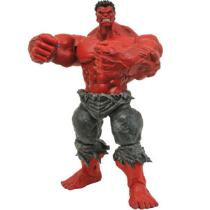 Marvel Select: Red Hulk