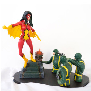 Marvel Select: Spider-Woman