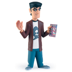 CLERKS InAction Figures SERIES 2: MALLRATS BRODIE