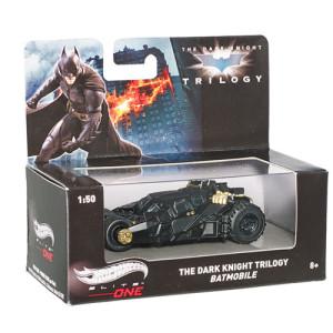 Hot Wheels Elite One The Dark Knight Trilogy Batmobile (1:50 Scale)