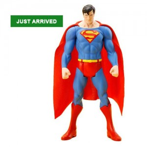 DC Universe Super Powers Superman Classic ArtFX+ Statue