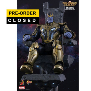 Hot Toys: MMS280 Guardians of the Galaxy Thanos 1/6 Scale Collectible Figure