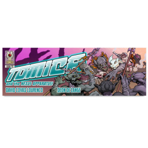 Tomica #2 Mini Comic