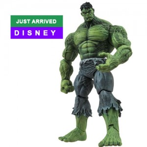Marvel Select: Unleashed Hulk (Disney Exclusive - Special Import)