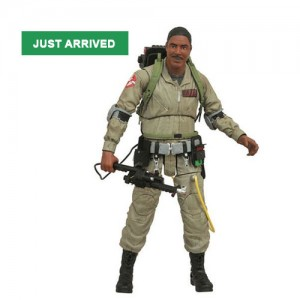 Ghostbusters Movie Select Winston Zeddemore Action Figure