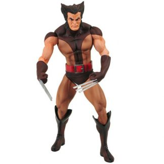 Marvel Select: Wolverine (Brown Suit - Unmasked)