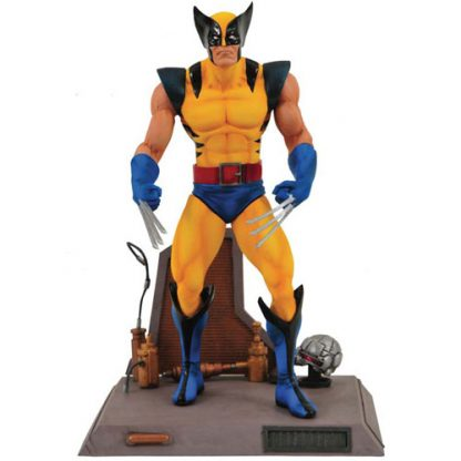Marvel Select: Wolverine (Yellow Suit)