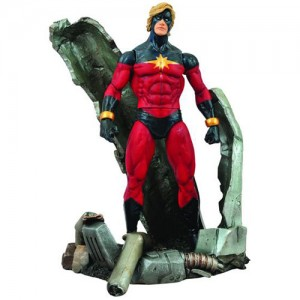 Marvel Select: Captain Marvel