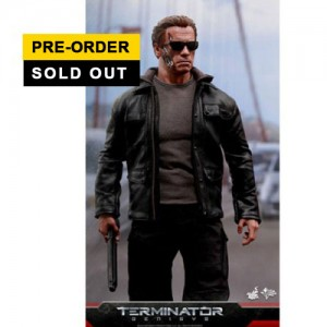Hot Toys: MMS307 Terminator Genesis: T-800 Guardian 1/6 Scale Collectible Figure