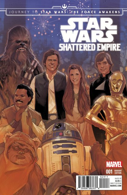 Regular Cover by Phil Noto