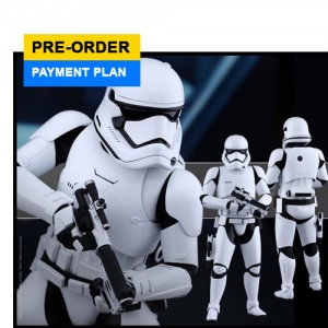 Hot Toys: MMS317 – Star Wars: The Force Awakens - 1/6th scale First Order Stormtrooper Collectible Figure