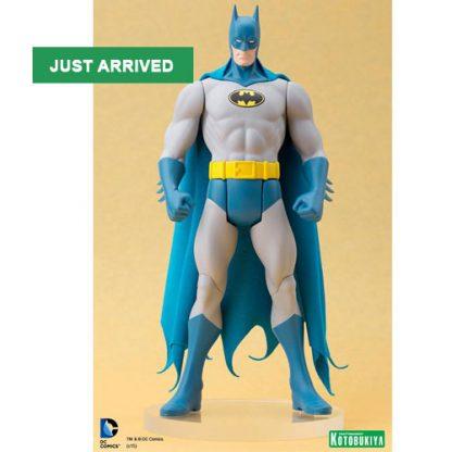 DC Universe Super Powers Batman Classic ArtFX+ Statue