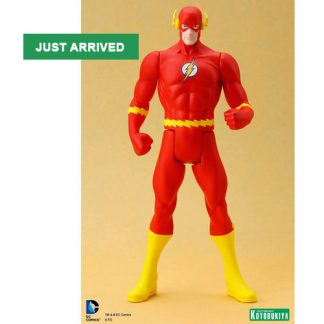 DC Universe Super Powers The Flash Classic ArtFX+ Statue