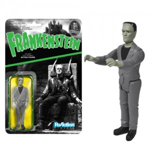 ReAction: Mosters Series: Frankenstein