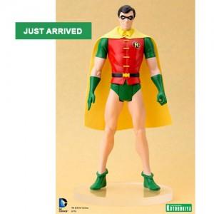 DC Universe Super Powers Robin Classic ArtFX+ Statue