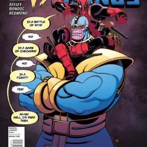 Marvel: Deadpool vs Thanos (2015) #3