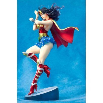 Bishoujo DC Comics Armored Wonder Woman Statue