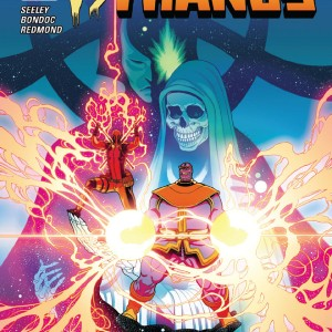 Marvel: Deadpool vs Thanos (2015) #4