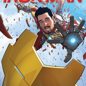 Marvel: Invincible Iron Man (2015) #3