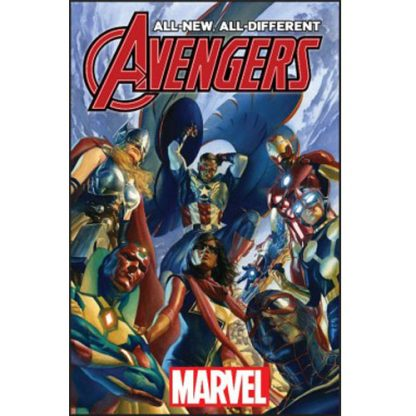 Marvel: All New All Different Avengers (2015) #1