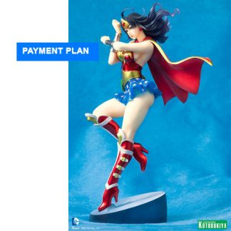 Bishoujo DC Comics Armored Wonder Woman Statue
