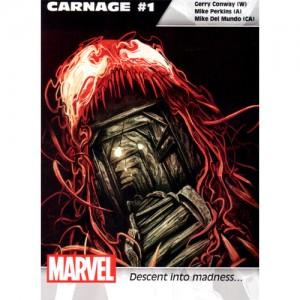 Marvel: Carnage (2015) #1