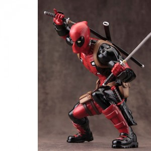 Marvel Now! Deadpool ArtFX+ Statue