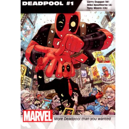 Hot Toys : MMS347 Deadpool (2015 Movie) 1/6 Scale Collectible Figure
