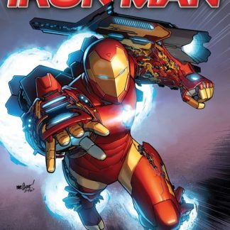 Marvel: Invincible Iron Man (2015) #2