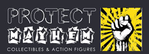 Project Mayhem Collectibles & Action Figures Comic Books and Movies Durban, South Africa
